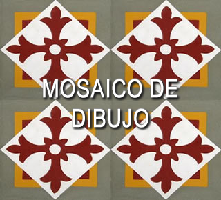 Mosaico-dibujo